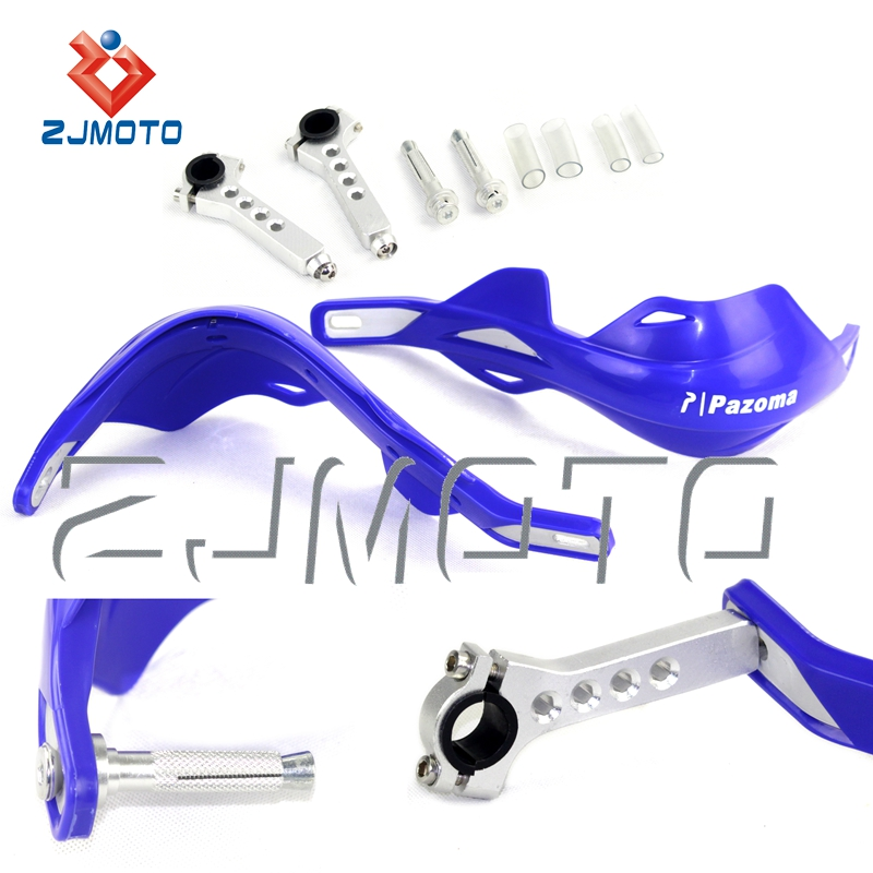 "ZJMOTO Custom Supermoto Motocross CRF450X 1 1/8"" Handguards Fit to KTM SUZUKI KAWASAKI Appillia"