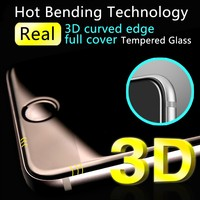 Chinese Manufacturer Mobile Phone 3D Full Coverage Tempered Glass Screen Protector for iPhone 6/plus