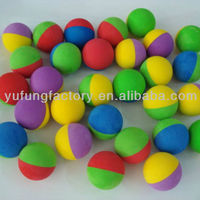 Colorful Soft Eva Ball Nbr Foam