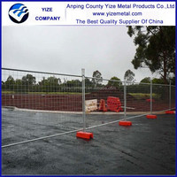 Security Compound Fencing/safety portable pool fence
