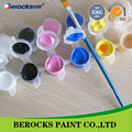 water based acrylic paint set