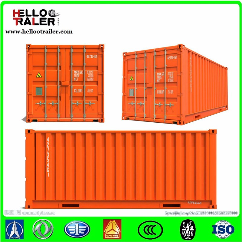 Dry cargo used 20ft 40ft shipping container for sale
