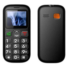 New W76 1.77 Inch Gsm Quad Band Dual Sim High Quality senior sos tracker cell phone