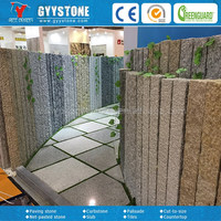 Factory price square mesh cobblestone pavers for sale