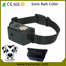 Electric shock for security Sonic Dog Bark Collar