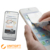 Custom sticky phone microfiber screen cleaner, microfiber sticker screen cleaner