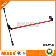 Professional manufacturer two point press type exterior door panic bar KD-1220
