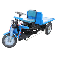 great power classic brick loading used cargo tricycle