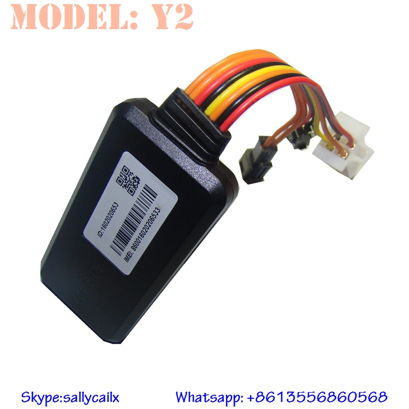 multiple vehicle tracking device gps tracker Y2