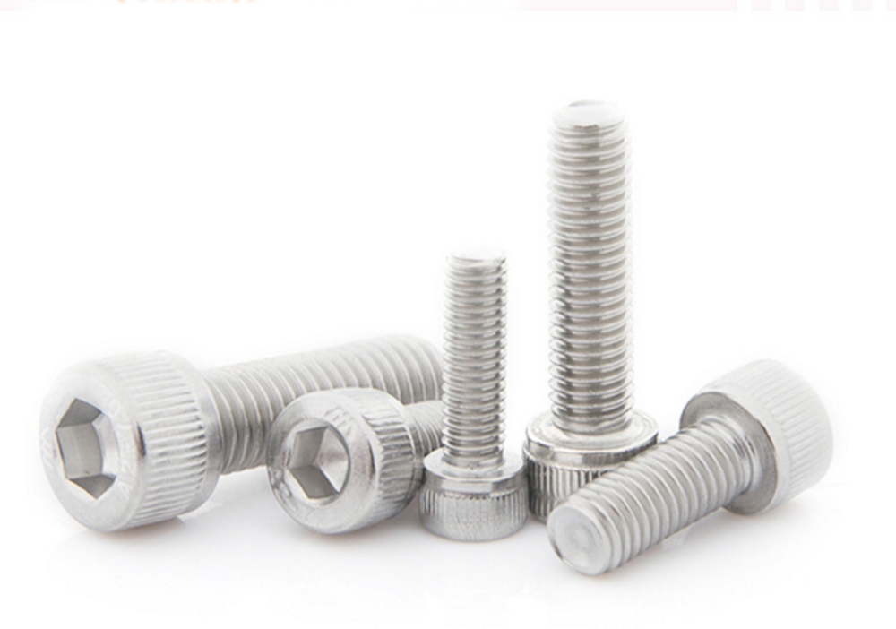 quzhou high precision and quality custom M6 machining hex head bolt