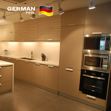 German Pool Professional MDF Plywood GP14 Good Quality Multifunctional Modern Kitchen Cabinet