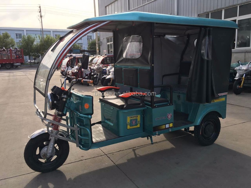 India and Philippinith hot sale auto rickshaws 3 wheels for passengeres