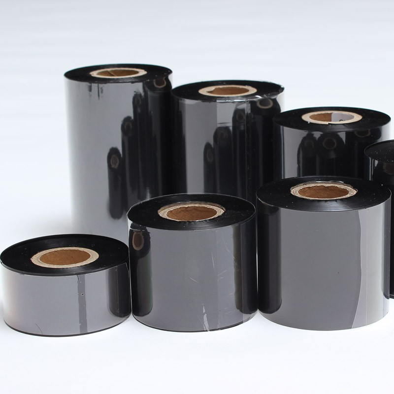 Thermal Transfer Wax Printing Ink Ribbon for Barcode Printer