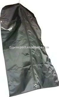Eco-friendly convience durable nylon custom garment bags wholesale for suits
