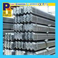 304 equal mild stainless steel angle bar fence