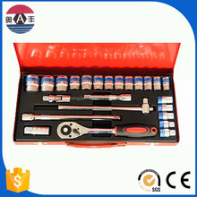Good flexibility 10-32mm fanshun tool car tools repair electric combination spanner set