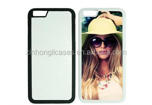 Custom printing case for iPhone 6, 2D sublimation case for iPhone 6
