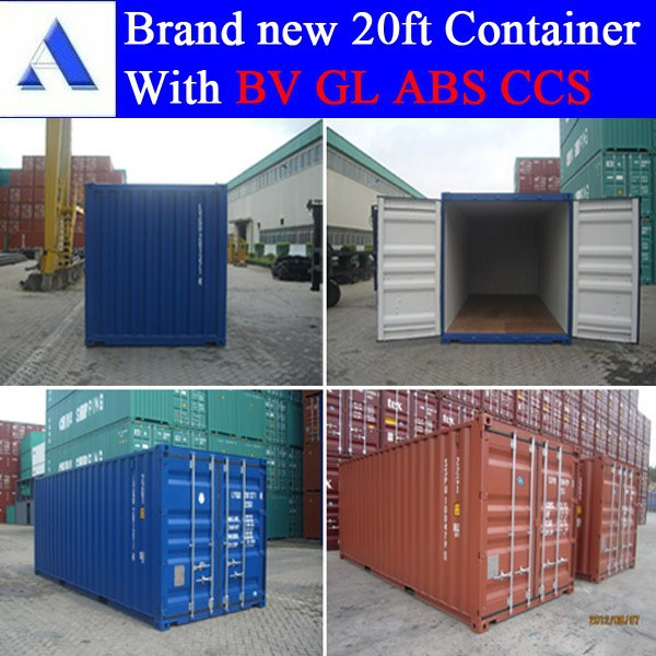 CSC certified shipping container price europe