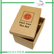 Kraft paper box 3/5 ply packaging box paper karton