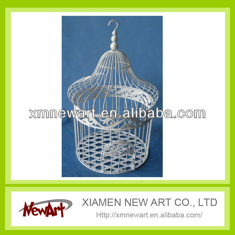 Wholesale Metal Bird Cages Home /Garden Decorative Bird Cages
