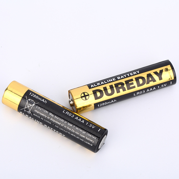 Factory Supply 140mins Discharge time Alkaline battery