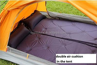 Self Inflating Camping Hiking Picnic Outing Sleeping Mat with Pillow