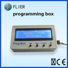 Flier Program box device connect esc