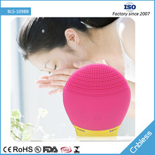 ABS plastic material ultrasonic massage device for facial