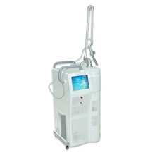 New product power peel microdermabrasion machine, co2 fractional rf machine, fractional co2 beauty laser