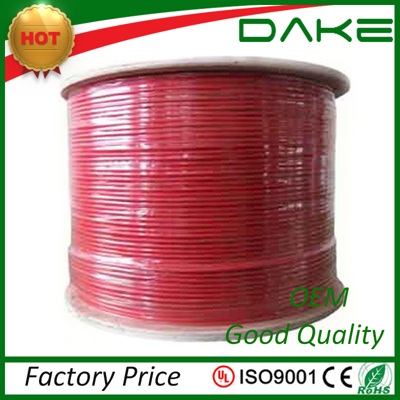 Unshield Fire Alarm Cable Price Fire Detection Cable 14AWG
