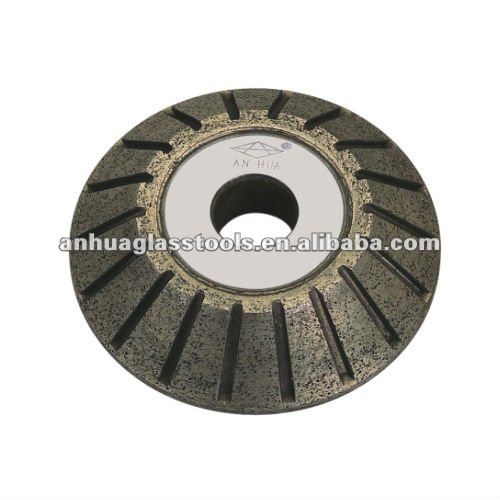 Segmented Miter Diamond wheel B14