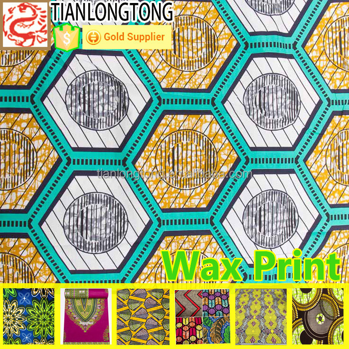 alibaba china supplier 100%cotton african java wax print fabric batik