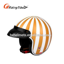 Custom Print Motorcycle Child's Bicycle Carbon Fiber Modular Helmet