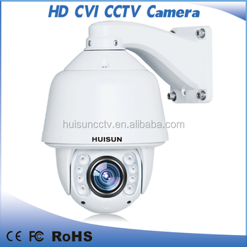 high definition security cctv with IR hd cvi camera PTZ ip camera