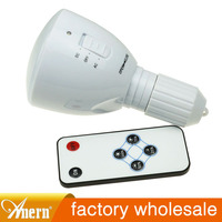 Anern new product 4W wall mounted emergency rechargeable flashlight