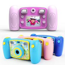 Cheap 1080P digital video camera CMOS H129 2.0 inch LCD candy color gift for Kids