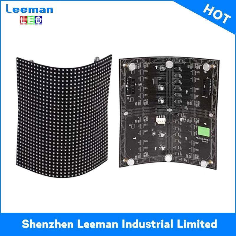 clt p8/p10 soft/flexible high quality display p6 outdoor smd led panel module
