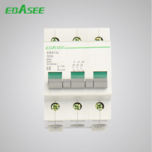 32A 3P Hot selling electric isolating switch