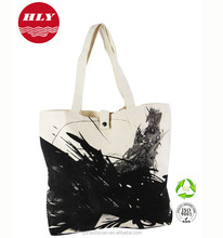 High Quality Shopping Bag Canvas Tote Bag From Factory Wholesale