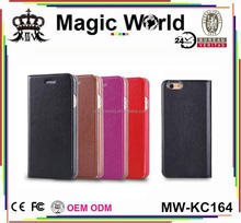 PU LEATHER CHEAP LEATHER PHONE CASE FOR IPHONE 5S