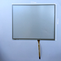 10.2'' inch 4 wire resistive touch screen panel 234mm*145mm ST-102001 100% Tested Best Quality transparent touch screen