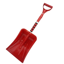 Wholesale Steel Snow Shovel With Telescopic Handle