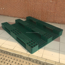 1000X1000 Cheap HDPE double pace plastic pallet reversible F70131