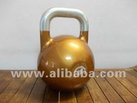28kg Competition Aluminum Kettlebell