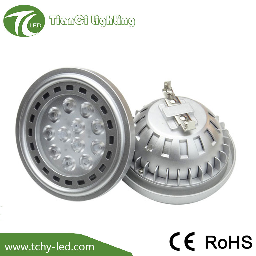 New hot sale smd2835 12V 10W led AR111 <strong>spotlight</strong> G53