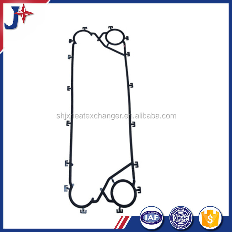 Rreplacement Alfa Laval M6/M6M plate heating exchanger gasket made in china
