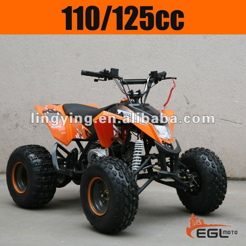 ATV 125cc quad bike with reverse gear ( CE )
