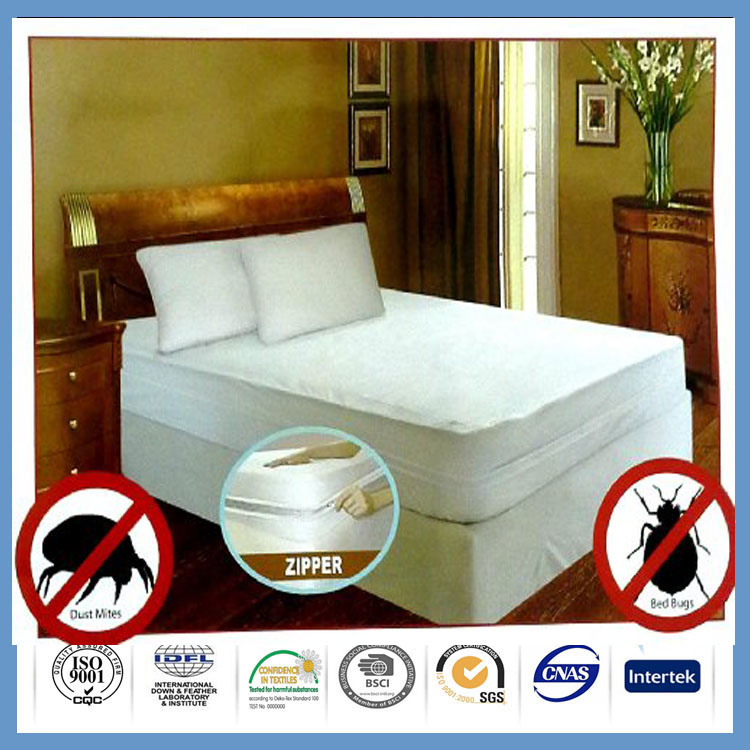 New Barrier Argos Bed Bug Waterproof Vinyl Free Mattress Cover