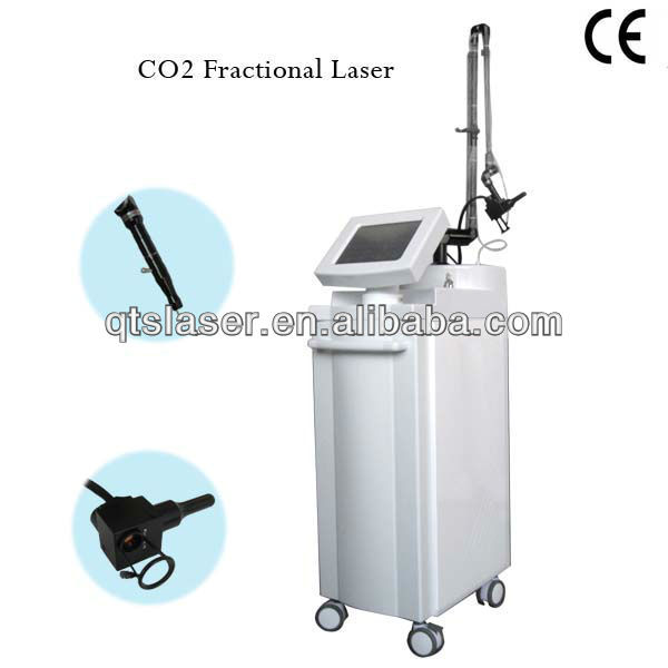 CO2 fractional laser with refrigeration head home use co2 fractional laser
