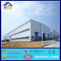 Prefabricated Portable Factory Low Cost Industrial